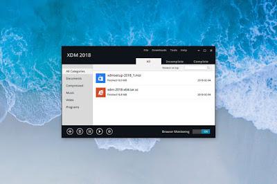 XDM 2018 Linux
