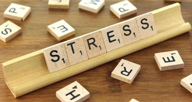 stress dan botak