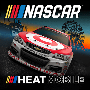 NASCAR Heat Mobile 1.2.2 (Mod Money) Apk + Data