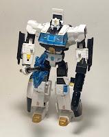Nova Prime robot mode