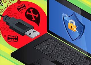 Cara Ampuh menghilang Virus di Laptop/Komputer