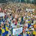 Funcionários dos Correios entram em greve em todo o país, por tempo indeterminado.