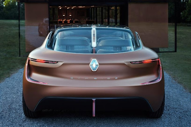 2018 Renault Symbioz