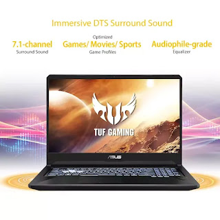 asus tuf gaming fx705dt-au092t review