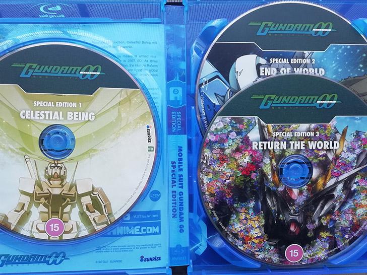 """Recensione degli OAV riassuntivi """"Gundam OO Special Edition"""" editi da All The Anime"""
