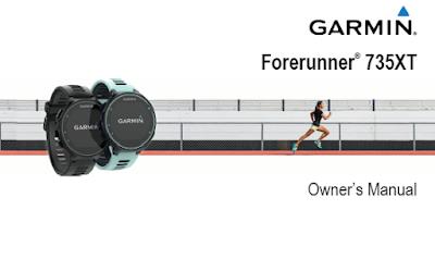 Garmin Forerunner 735XT User Manual