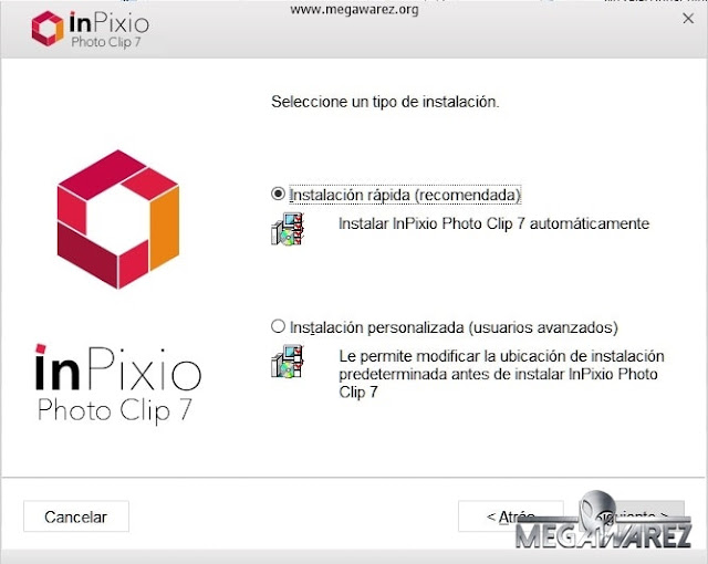 InPixio Photo Clip Professional 7 imagenes