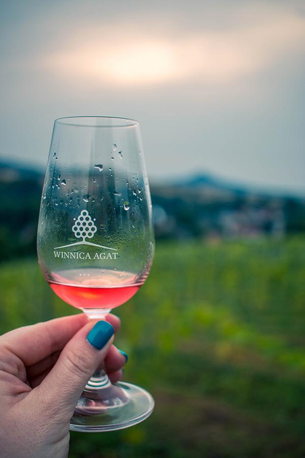 Magiczne polskie winnice - Winnica Agat