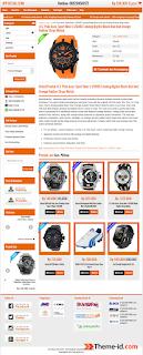 Theme Toko Online: WP-Retail theme Diskon Mei 2015