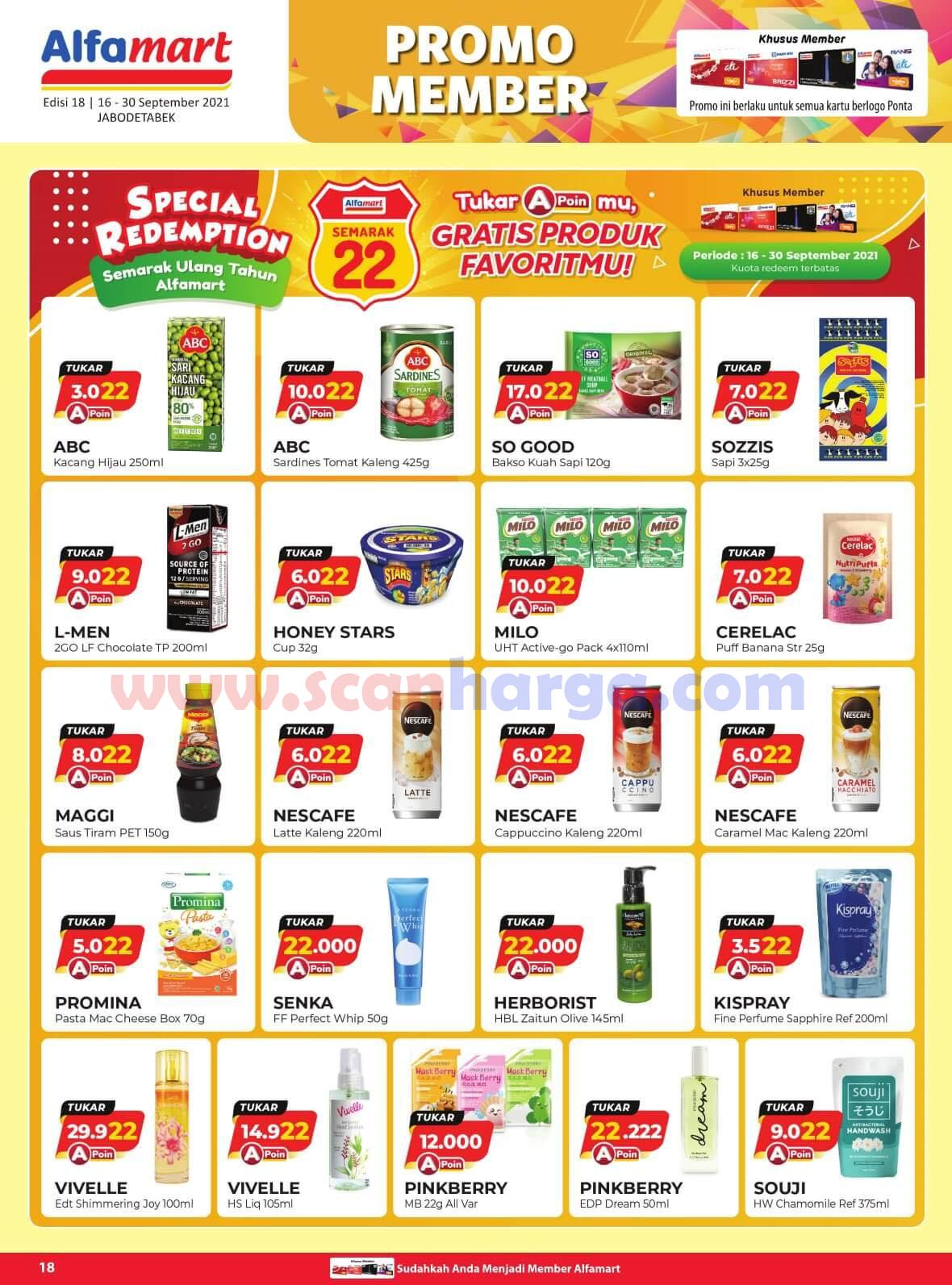 Katalog Promo Alfamart 16 - 30 September 2021 18