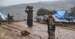 humanitarian situation in Syria