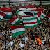 Torcida do Fluminense é elogiada por canal de TV contra Santa Cruz