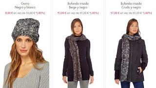 Bufandas para mujer