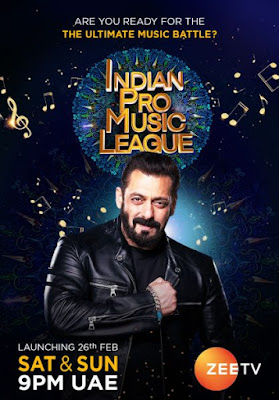 Indian Pro Music League (2021) S01 Hindi 720p | 480p WEBRip x264 [E02 ,27 FEB 2021]
