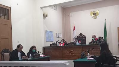 Kasus 27 Gram Sabu dan 15 Butir Ekstasi, Aipda Indra Jaya Saragih Divonis 5 Tahun