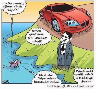 ercan karikatür