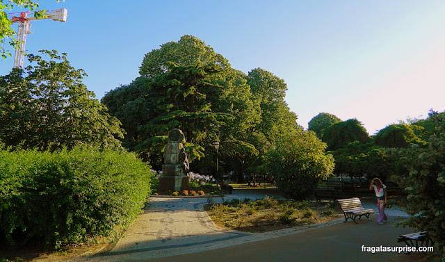 Jardim do Príncipe Real, Lisboa