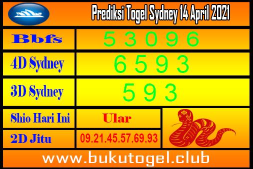 Prediksi Sydney 14 April 2021