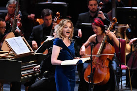 Handel: Jephtha - Rowan Pierce, Scottish Chamber Orchestra - BBC Proms (Photo BBC / Chris Christodoulou)