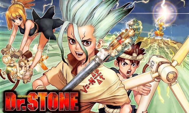 Anime Dr. STONE tendrá 24 episodios