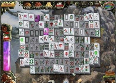 麻將時代(Age of Mahjong),內容豐富的麻將休閒遊戲!