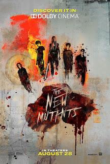 The New Mutants / Новите мутанти (2020)
