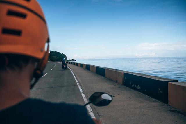 Karabon voyage | skuter | Filipiny