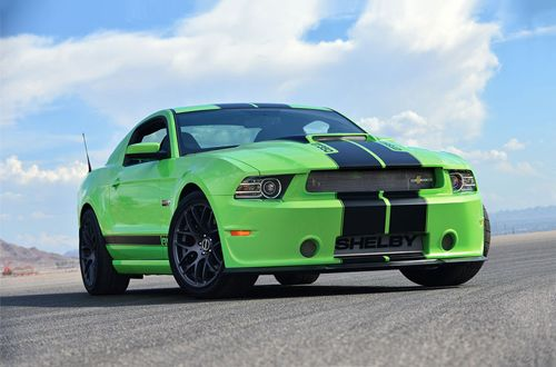 Production of Shelby Ford Mustang GT350 Will Stop After 2014