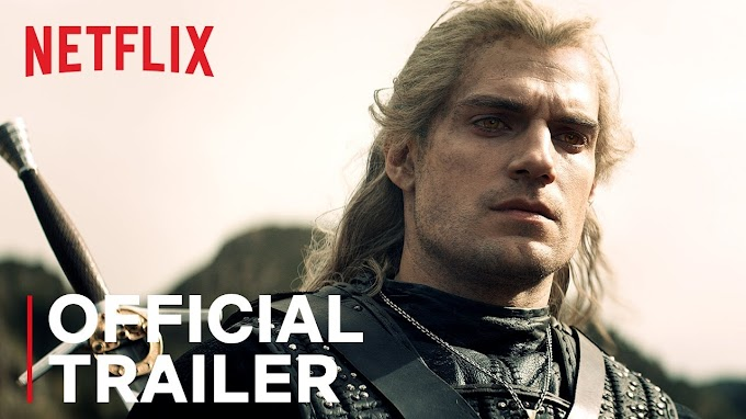 The Witcher | Web Series | Trailer | Henry Cavill, Freya Allan, Anya Chalotra