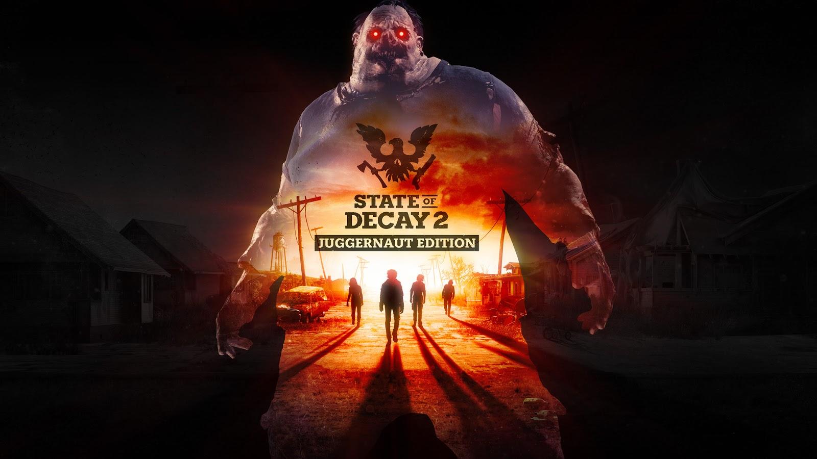 Link Tải Game State of Decay 2 Miễn Phí Thành Công