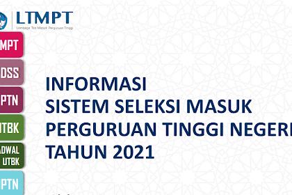 Berikut Persyaratan SNMPTN Tahun 2021 Yang Wajib Diketahui