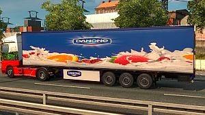 Danone trailer mod