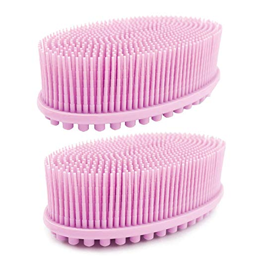 Avilana Exfoliating Body Scrubber (2 Pack)