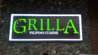 Grilla Filipino Cuisine Serves Food With A Twist