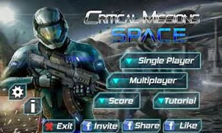 Download Game Khusus Android terbaru Gratis Critical Missions Space