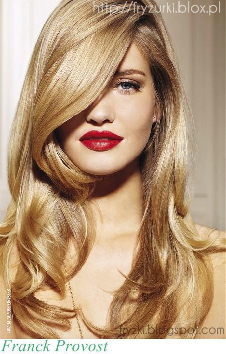 Wwwwlosyes Katalog Modnych Fryzur Długie Blond Włosy