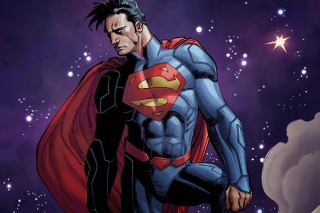 Geoff Johns and John Romita Jr. collaborate to take over Superman comic
