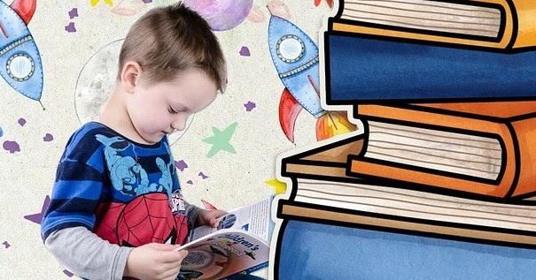 Livros: educação e lazer sem sair de casa