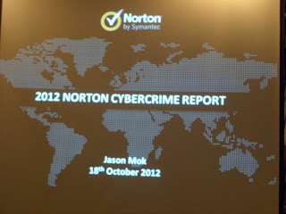 The 2012 Norton Cybercrime Report