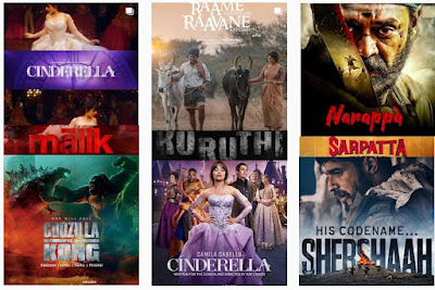 Amazon Prime Video new and upcoming web series and movies name list