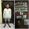 Edarkan Pil Koplo Seorang Pria Ditangkap Polisi