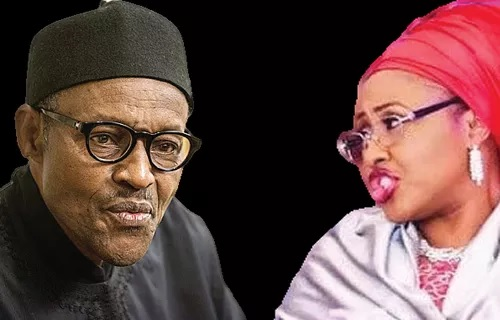 AISHA'S OUTBURST: BUHARI, WIFE AT WAR