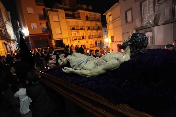 El Cristo del Santo Sepulcro presidirá el Vía Crucis del Miércoles de Ceniza de 2021 en Jaen