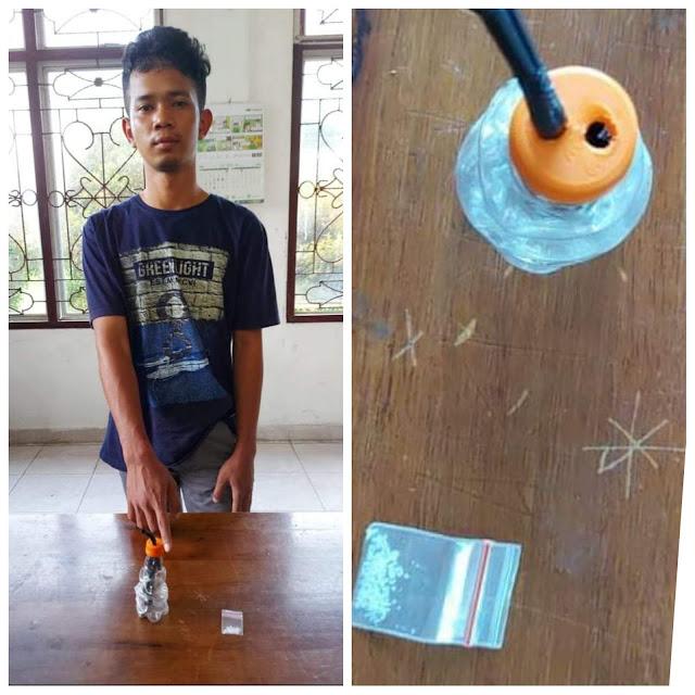 Pemuda Perumnas Batu VI Beli Sabu di Sidamanik