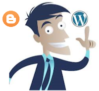 Blogger esperto wordpress Blogger blogging