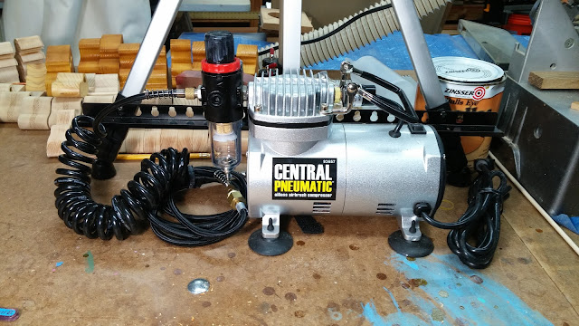 Harbor Freight Airbrush Compressor