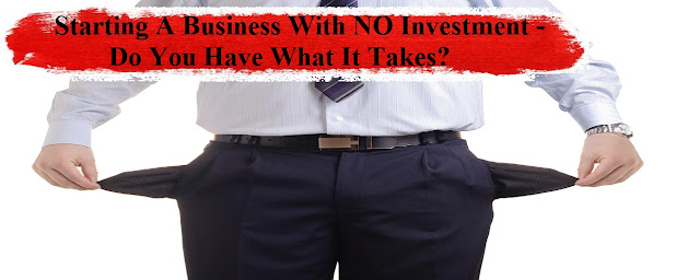 Start an Online Business with No Money