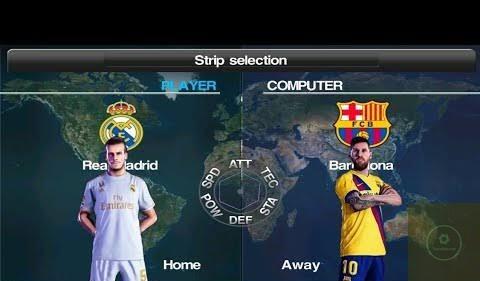 للعبه Download Winning Eleven 2020 WE 20 Latest Apk for Android تحميل وتنزيل لعبة كرة القدم Winning Eleven 2020 بآخر الانتقالات