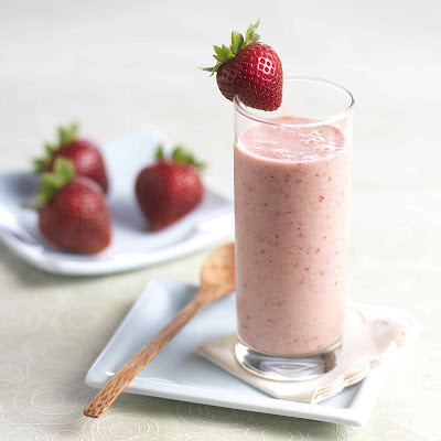 Breakfast Diet With Rainbow Smoothies Recipes