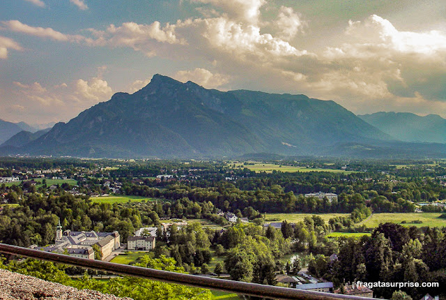 Montanha Untersberg, Salzburgo, Áustria